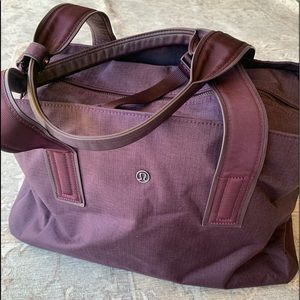 Lululemon Gym Bag Duffle